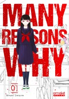 Manga - Manhwa - Many Reasons Why Vol.1