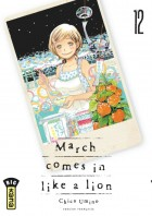 March comes in like a lion Vol.12