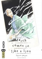 March comes in like a lion Vol.8