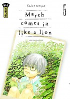 Mangas - March comes in like a lion Vol.5