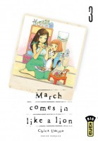 Manga - Manhwa - March comes in like a lion Vol.3