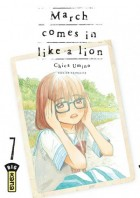 Mangas - March comes in like a lion Vol.7