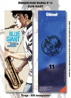 Manga - Manhwa - Marque-pages - Bulle en Stock Vol.11