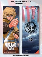 Manga - Manhwa - Marque-pages - Bulle en Stock Vol.10