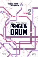 manga - Mawaru Penguin Drum Vol.2