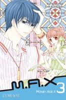 Manga - Manhwa - M.A.X - Money Ace X Vol.3