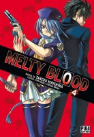 Manga - Manhwa - Melty Blood Vol.4