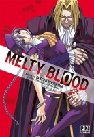 Manga - Manhwa - Melty Blood Vol.5