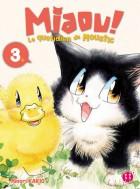 Miaou ! Le quotidien de Moustic Vol.3