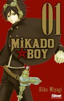 manga - Mikado boy Vol.1