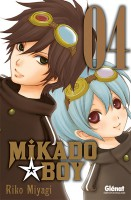 Manga - Manhwa -Mikado boy Vol.4