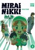 Manga - Manhwa - Mirai Nikki - Le journal du futur Vol.3
