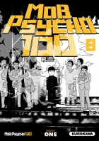 Manga - Manhwa - Mob Psycho 100 Vol.8