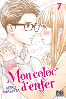 Manga - Manhwa -Mon coloc d'enfer Vol.7