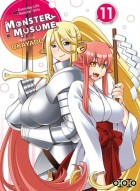 Manga - Manhwa - Monster Musume - Everyday Life with Monster Girls Vol.11