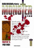 Manga - Manhwa - Monster Vol.10