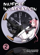 Manga - Manhwa - Murder incarnation Vol.2