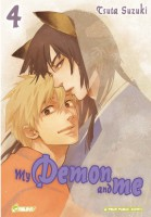 Mangas - My demon and me Vol.4