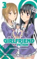My girlfriend is a fiction Vol.3