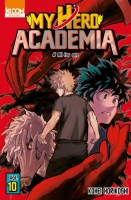 Manga - My Hero Academia Vol.10