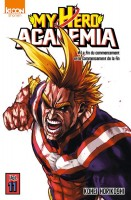 Manga - My Hero Academia Vol.11