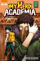 Manga - My Hero Academia Vol.14
