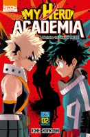 Manga - My Hero Academia Vol.2