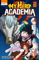 Manga - My Hero Academia Vol.3