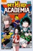 Manga - Manhwa - My Hero Academia Vol.8