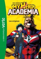 Manga - Manhwa - My hero academia - Roman Vol.1