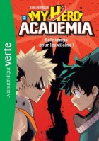 Mangas - My Hero Academia - Bibliotheque verte Vol.2