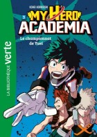 Mangas - My Hero Academia - Bibliotheque verte Vol.3