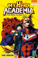 Mangas - My Hero Academia Vol.1