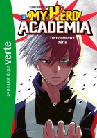 Mangas - My Hero Academia - Bibliotheque verte Vol.5