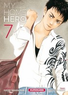 Manga - Manhwa - My Home Hero Vol.7