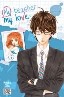 Manga - My teacher my love Vol.1