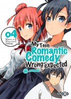 Manga - Manhwa - My Teen Romantic Comedy Vol.4