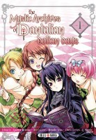 manga - The mystic archives of Dantalian - Dalian days Vol.1