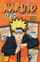 Manga - Manhwa - Naruto - Quiz book