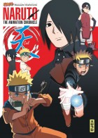 manga - Naruto - The Animation Chronicle