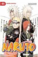Manga - Manhwa - Naruto es Vol.48