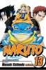 Manga - Manhwa - Naruto us Vol.13