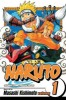 Manga - Manhwa - Naruto us Vol.1