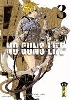 Manga - Manhwa - No guns life Vol.3