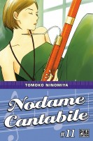 Manga - Manhwa - Nodame Cantabile Vol.11