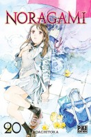 Noragami Vol.20