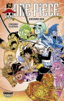 Manga - Manhwa - One Piece Vol.76