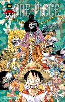 Manga - Manhwa - One Piece Vol.81
