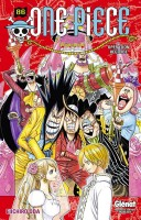 Manga - Manhwa -One Piece Vol.86