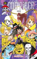 Manga - Manhwa - One Piece Vol.88